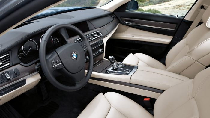 2010 BMW ActiveHybrid 7