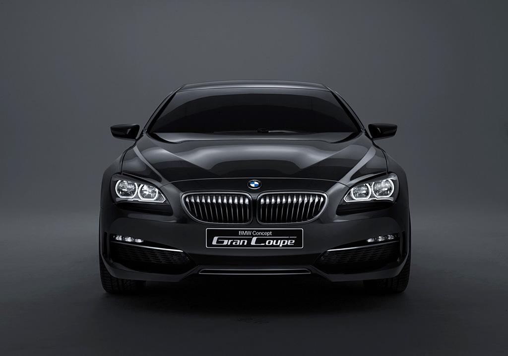 2010 BMW Concept Gran Coupé