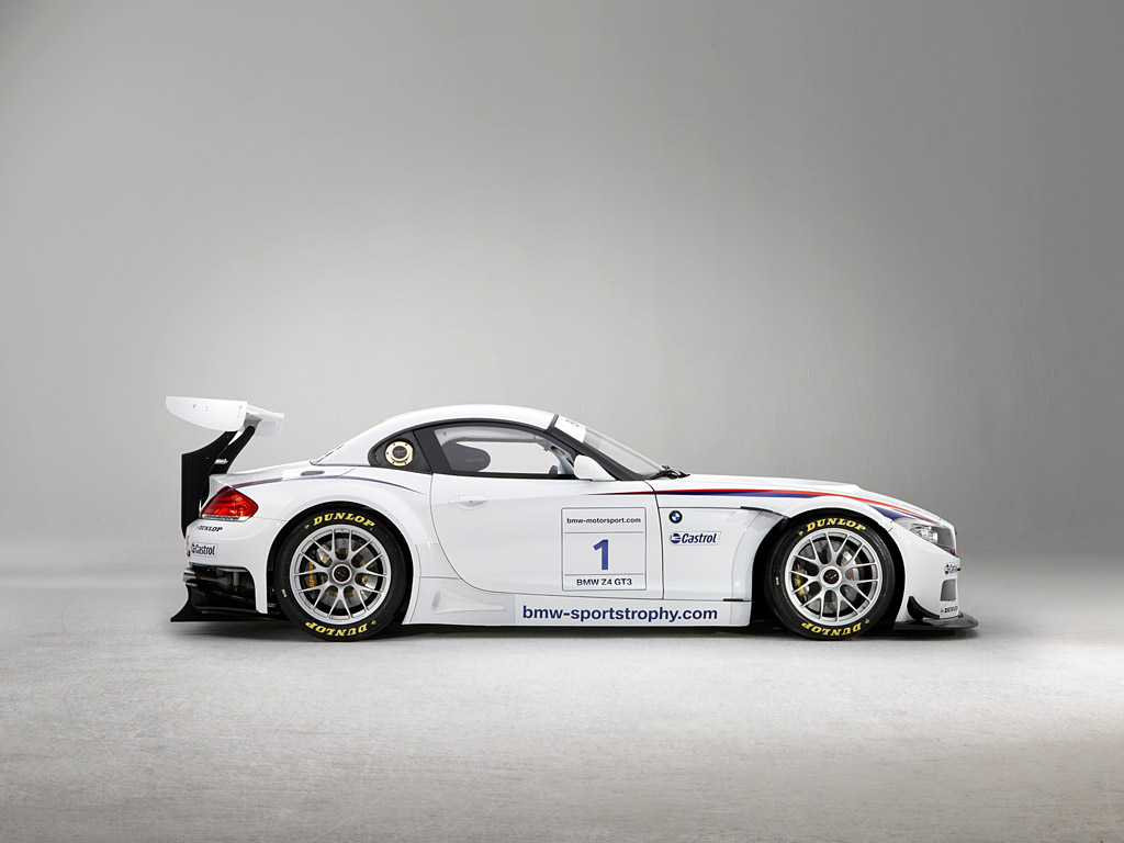 2010 Bmw Z4 Gt3 Review Supercars Net