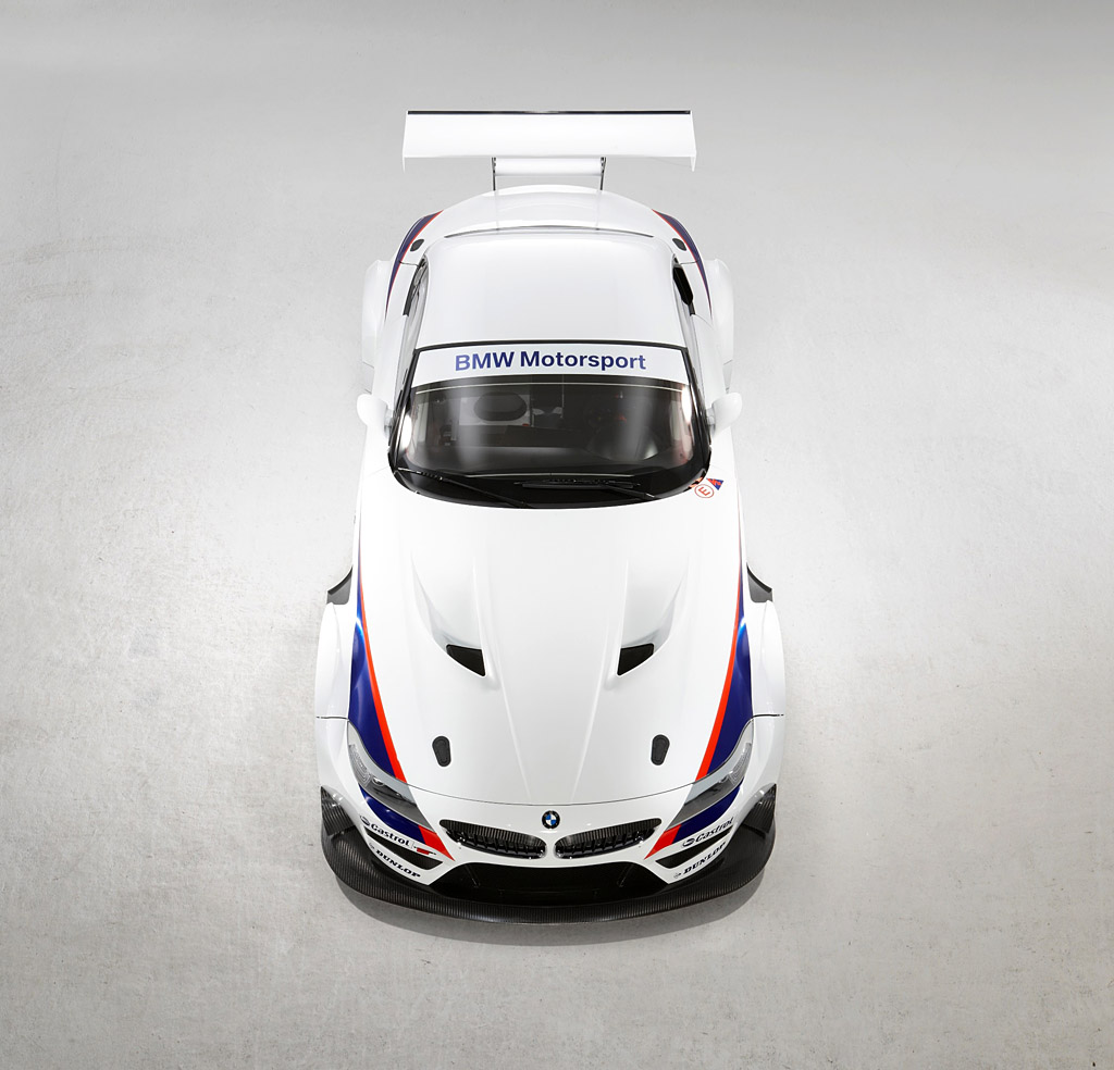 Affordable Sports Cars 2010: 2010 BMW Z4 GT3