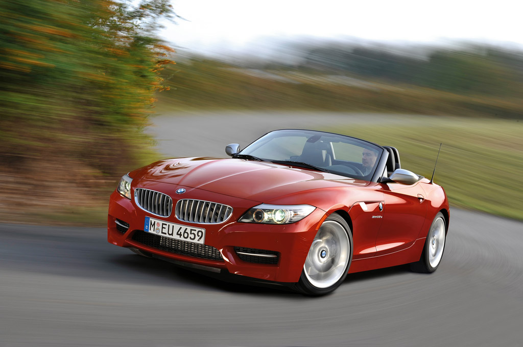 2010 BMW Z4 sDrive35is