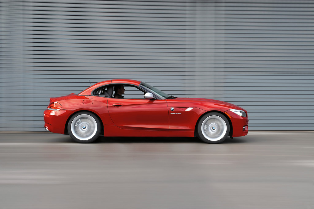 2010 Bmw Z4 Sdrive35is Review Supercars Net