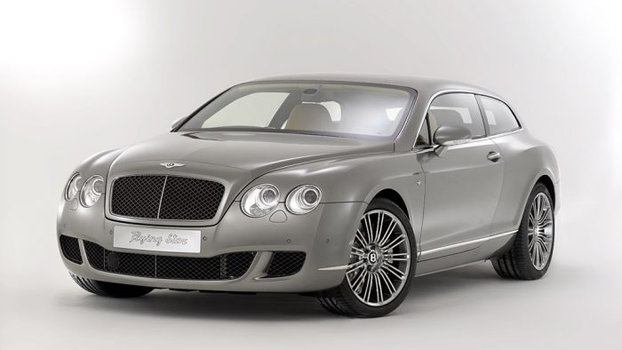 2010 Bentley Continental 'Flying Star'
