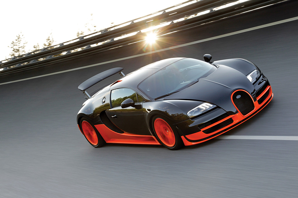 2010 Bugatti 16/4 Veyron Super Sport