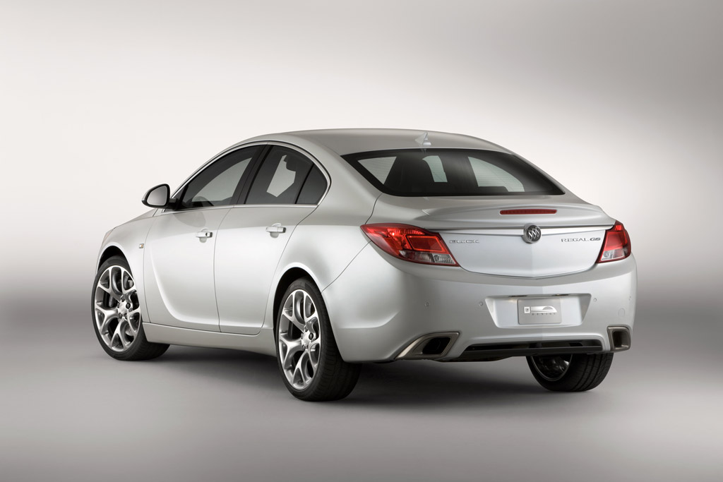 2010 Buick Regal GS Show Car