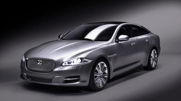 2010 Jaguar XJL Supersport