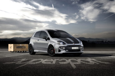 "2011 Abarth Punto ""SuperSport"""
