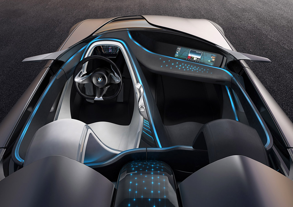 2011 BMW Vision ConnectedDrive | BMW | SuperCars.net