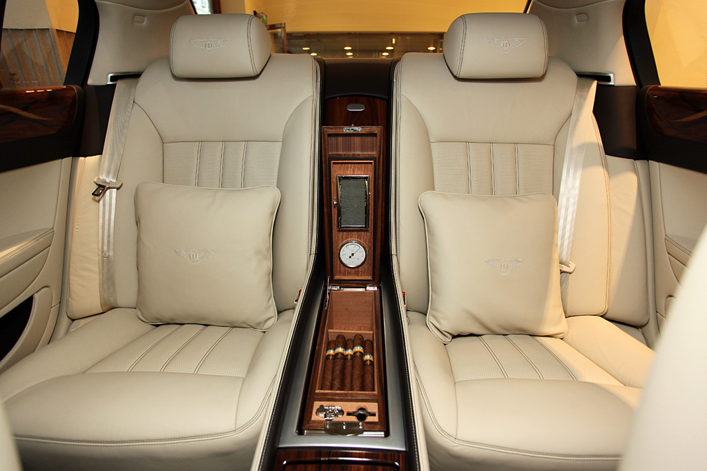 2011 Bentley Continental Flying Spur Linley