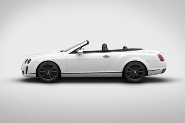 2011 Bentley Continental Supersports ISR Convertible