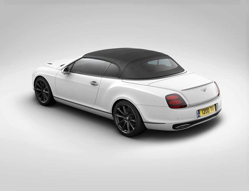 2017 Bentley Continental Supersports Isr Convertible Review Supercars
