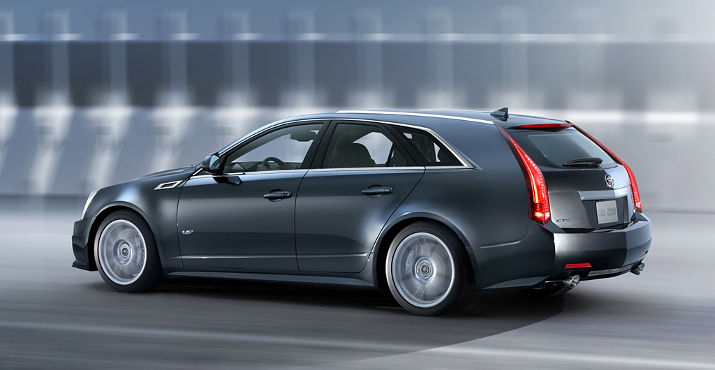 2011 cadillac cts v sport wagon cadillac. Black Bedroom Furniture Sets. Home Design Ideas