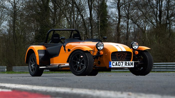 2011 Caterham Seven Supersport