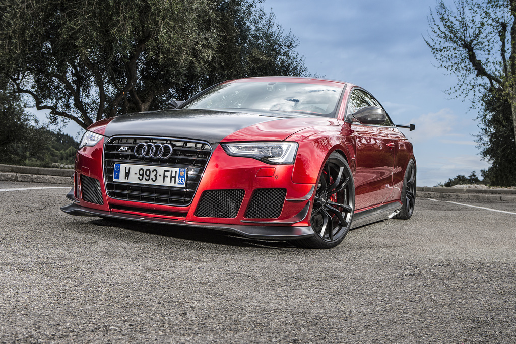 2012 ABT RS5-R