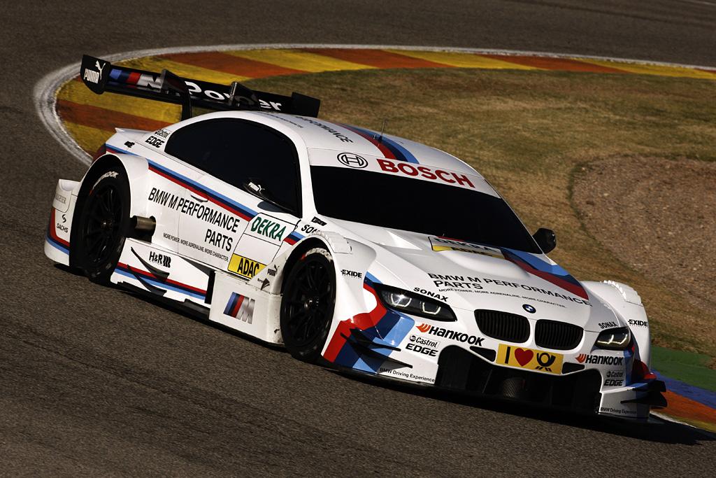 2012 BMW M3 DTM