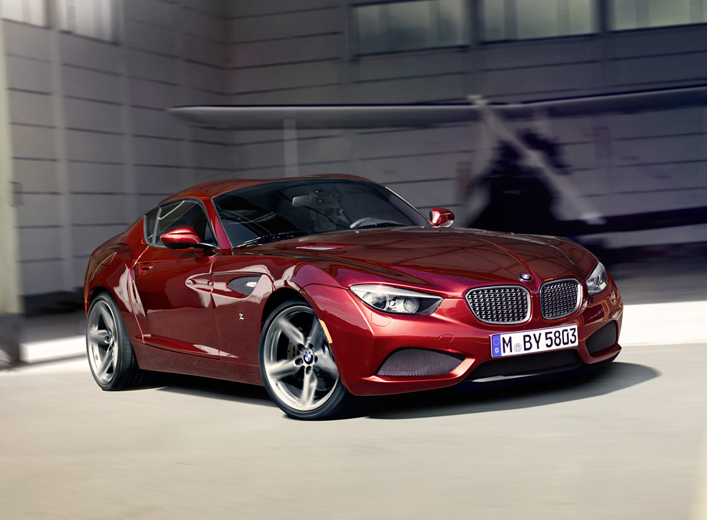 2012 Bmw Zagato Coup 233 Bmw Supercars Net