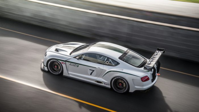 2012 Bentley Continental GT3 concept