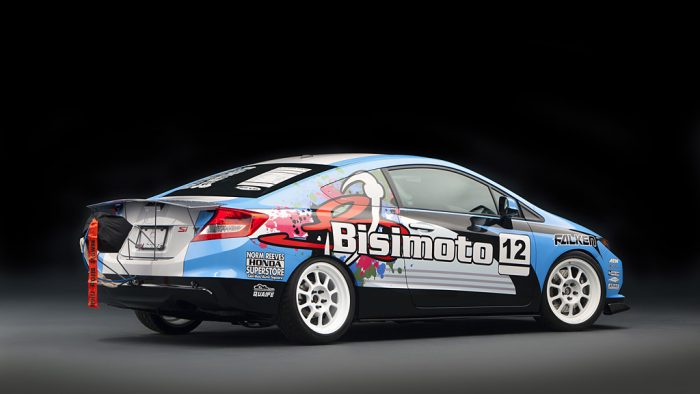 2012 Bisimoto Engineering Civic Si Coupe