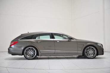 2012 Brabus CLS 63 AMG Shooting Brake