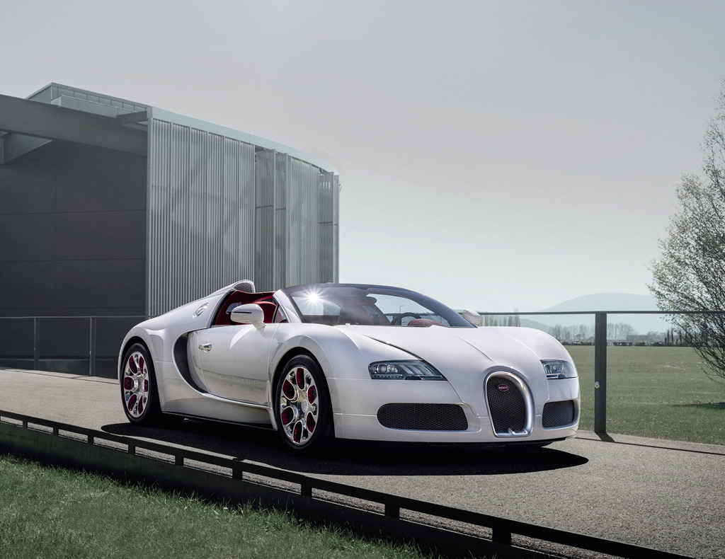 2012 Bugatti 16/4 Veyron Grand Sport 'Wei Long 2012'