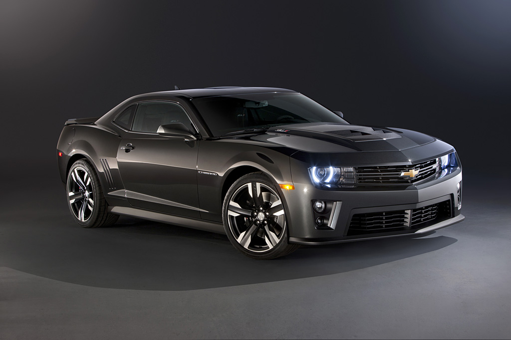 Range Rover 2012 For Sale >> 2012 Chevrolet Camaro ZL1 Carbon Concept - Supercars.net