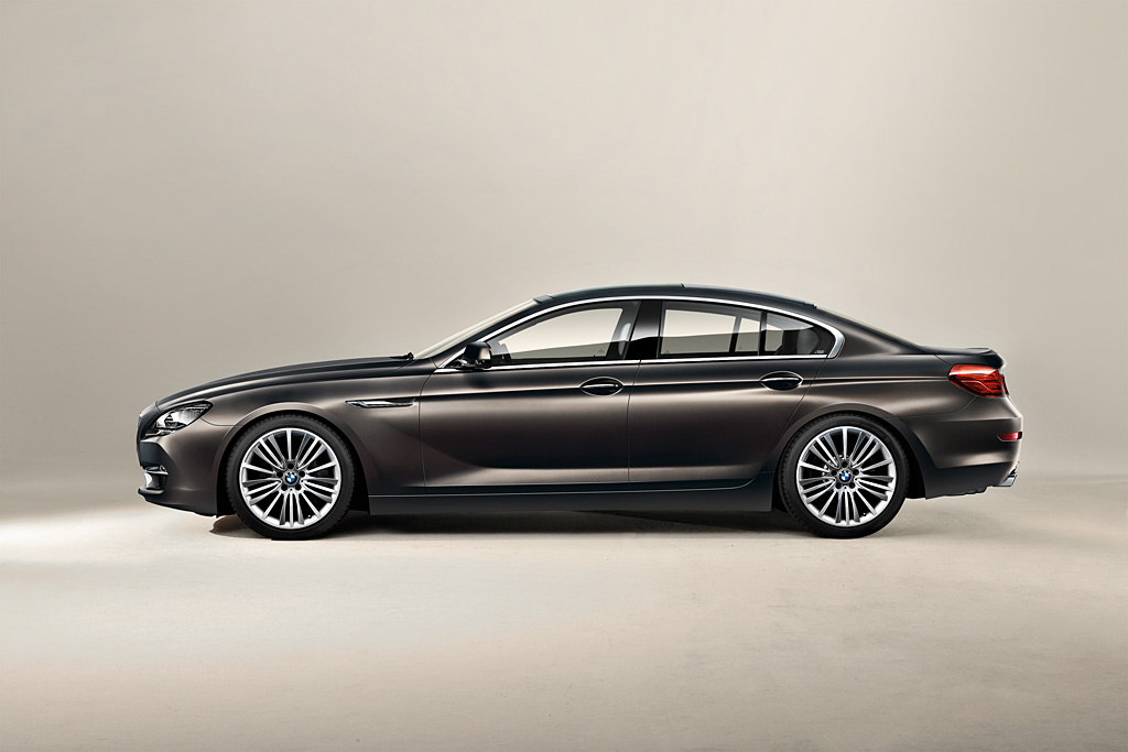2013 Bmw 650i Gran Coupe Bmw Supercars Net