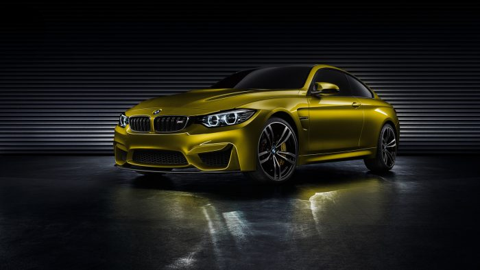 2013 BMW Concept M4 Coupe