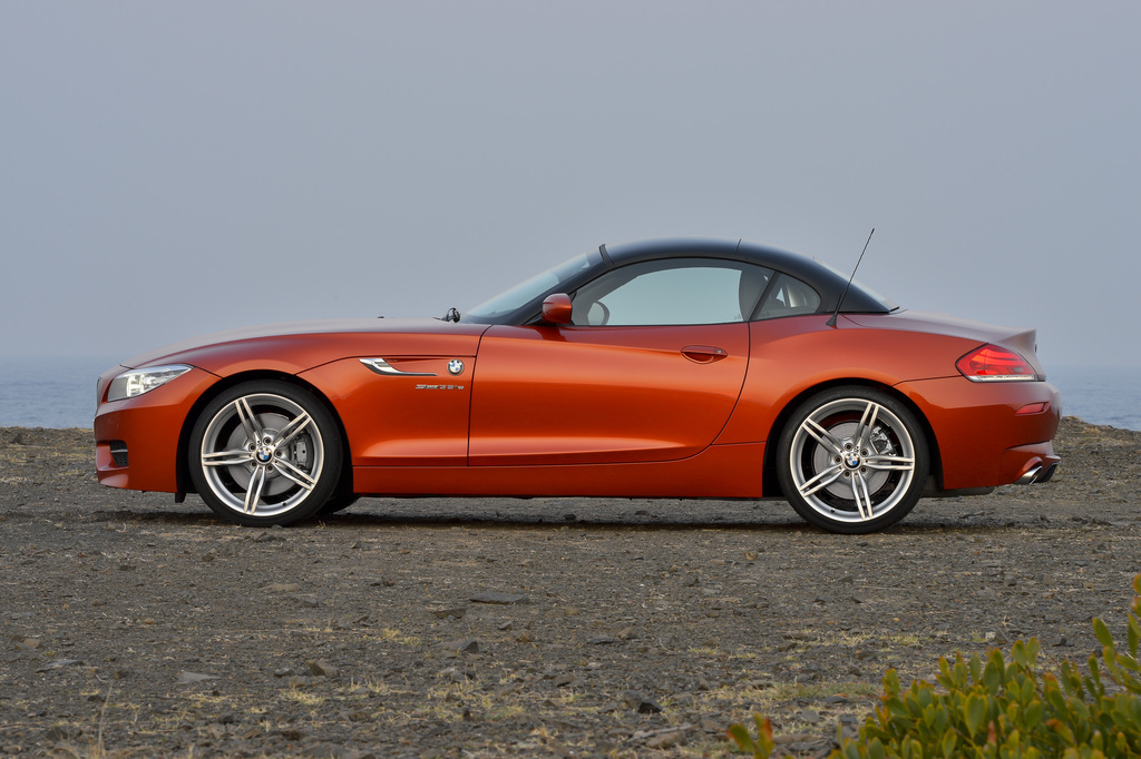 2013 Bmw Z4 Sdrive35is Review Supercars Net