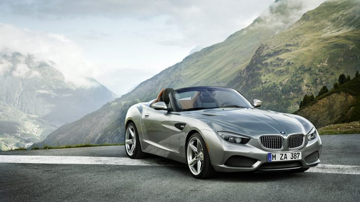 2013 BMW Zagato Roadster