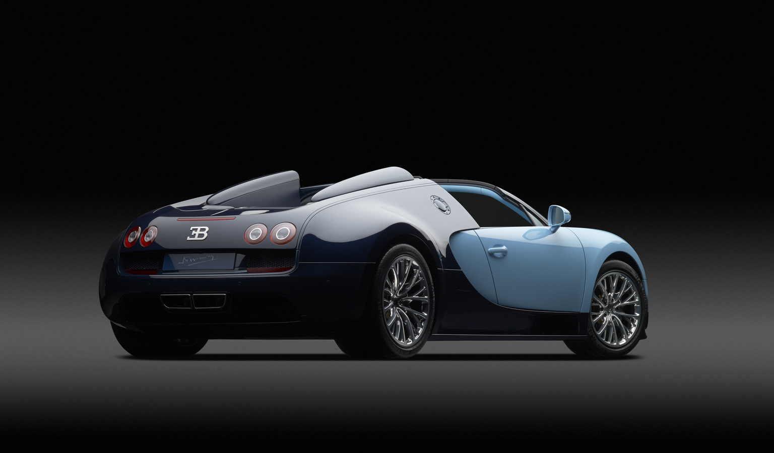 2013 bugatti 16 4 veyron grand sport vitesse jean pierre wimille superc. Black Bedroom Furniture Sets. Home Design Ideas