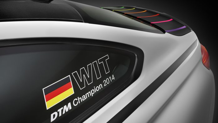 2014 BMW M4 Champion Edition