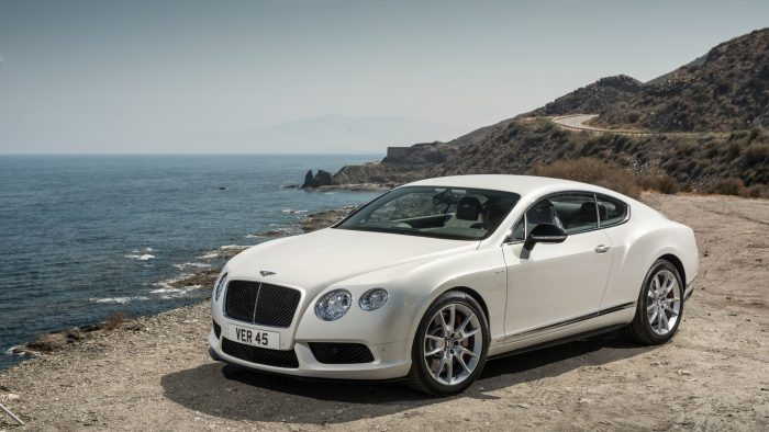2014 Bentley Continental GT V8 S