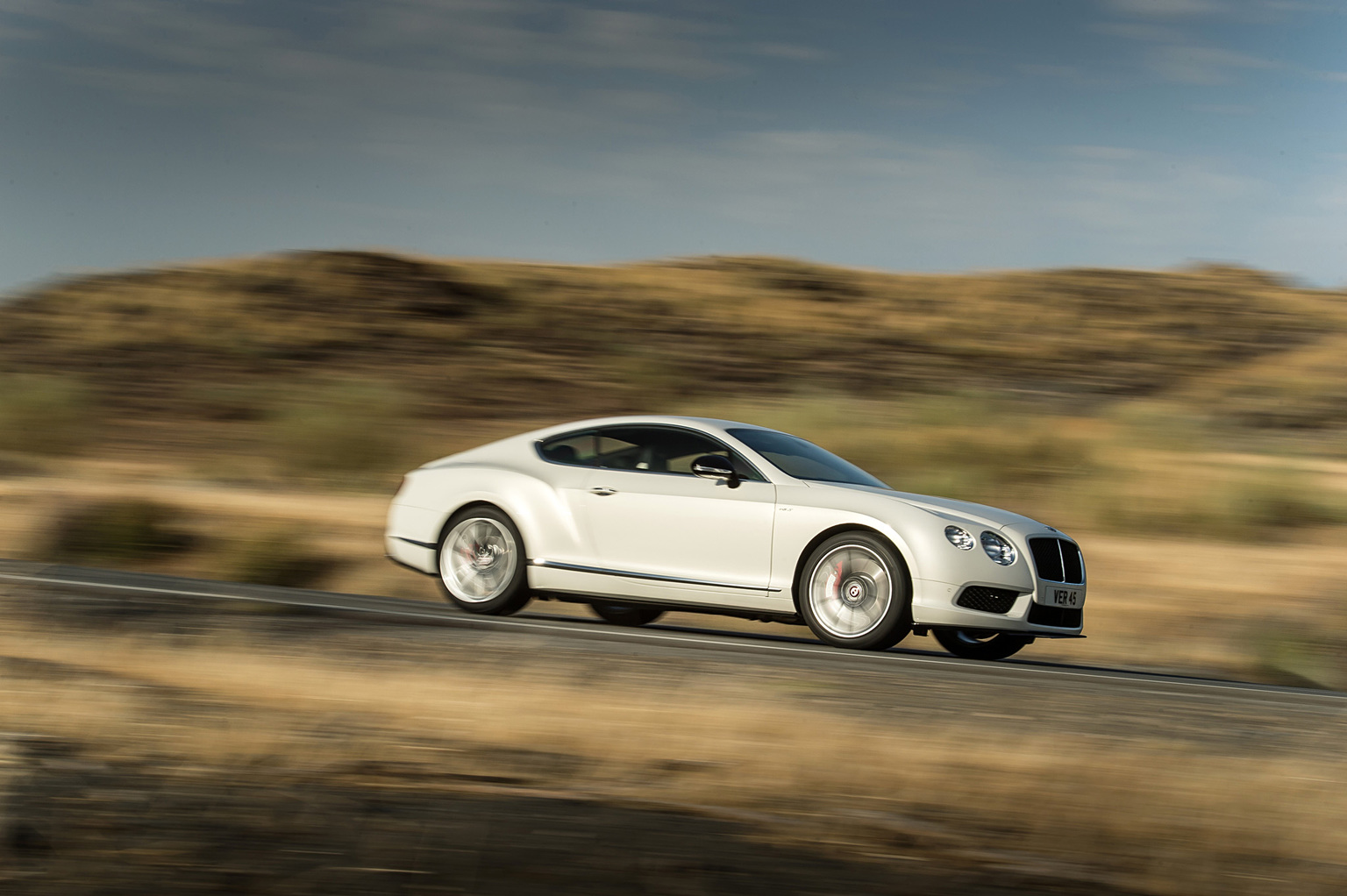 2014 Bentley Continental GT V8 S Gallery