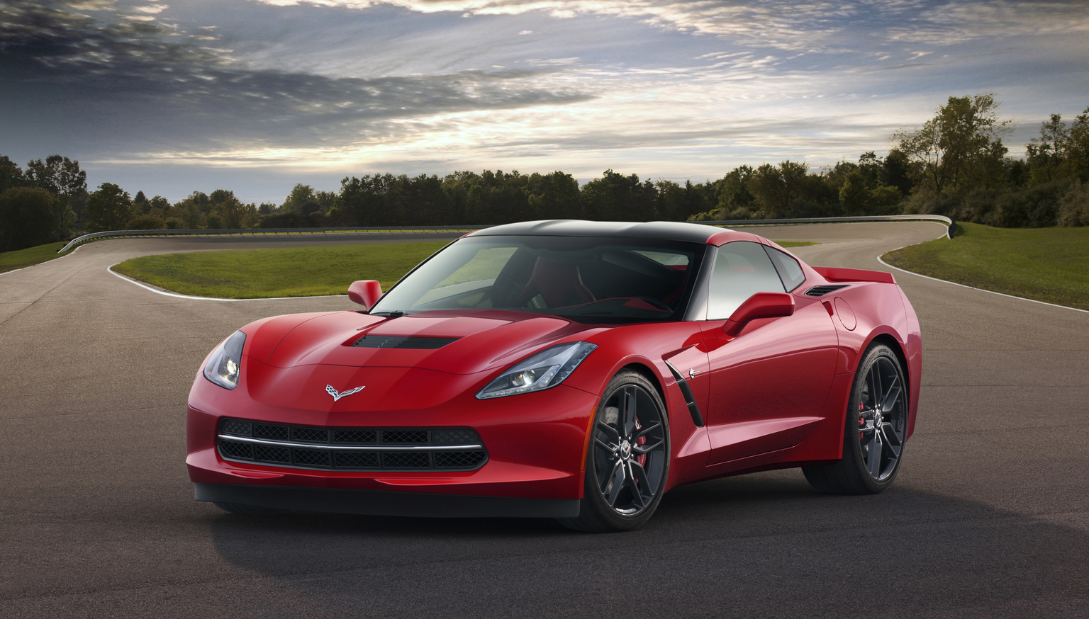 2014 chevrolet corvette stingray chevrolet supercars the all new 2014 chevrolet corvette stingrays provocative exterior styling is as functional as it is elegant every line vent inlet and surface has been sciox Images