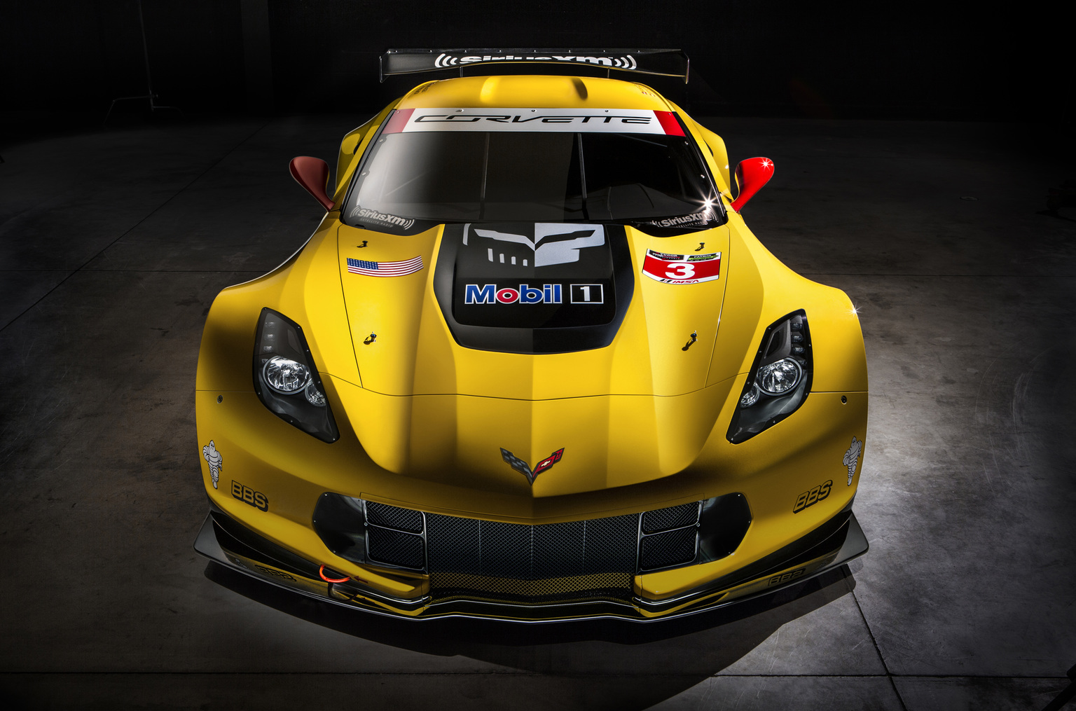 2014 Chevrolet Corvette Stingray C7.R