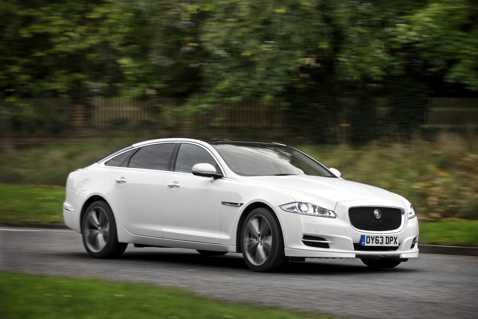 2014 Jaguar XJ L Supersport