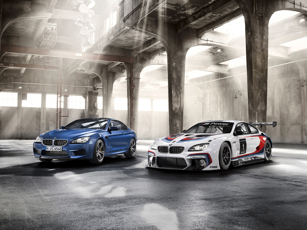 2016 Bmw M6 Gt3 Bmw Supercars Net
