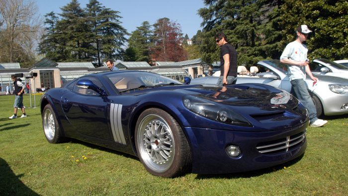 2005 Bizzarrini GTS 4.4