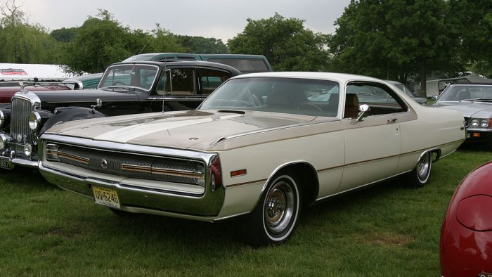 1970 Chrysler 300 Hurst Gallery