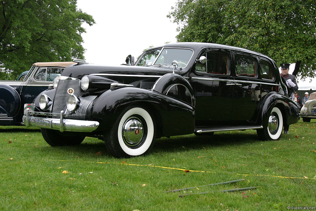 1939 Cadillac Fleetwood Series 39-75 | Review | SuperCars.net