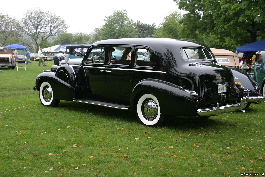 1939 Cadillac Fleetwood Series 39 75 Review Supercars Net