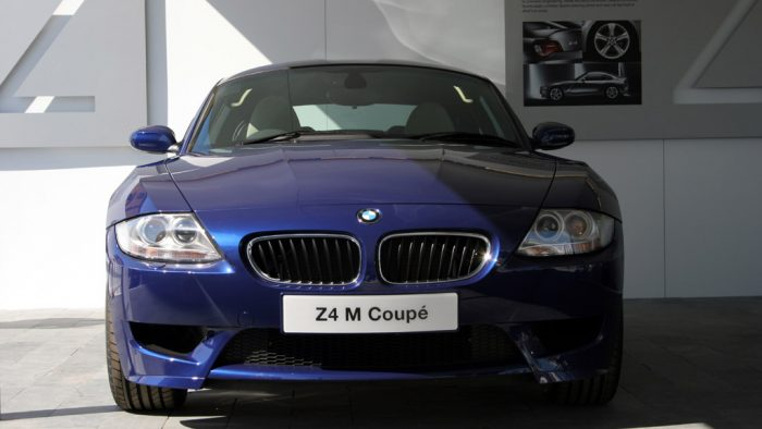 2006 BMW Z4 M Coupe Gallery
