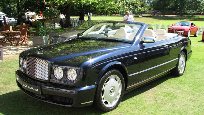 2006 Bentley Azure Gallery