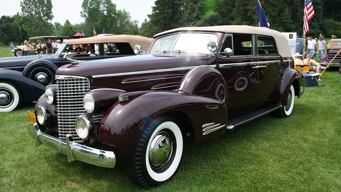 1938 Cadillac Series 90 V16 Gallery