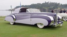 1948 Cadillac Series 62 Saoutchik Cabriolet Gallery