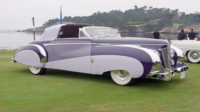 1948 Cadillac Series 62 Saoutchik Cabriolet Gallery