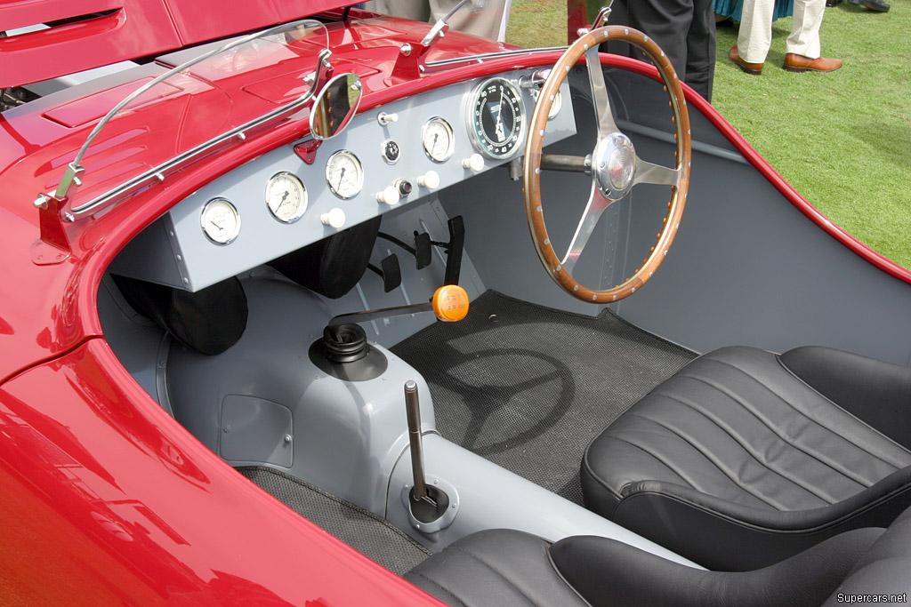 1947 Ferrari 125 Sport Gallery