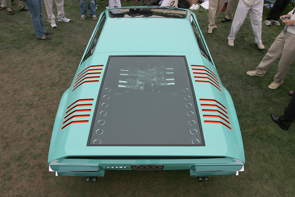 1968 Bizzarrini Manta Concept Gallery