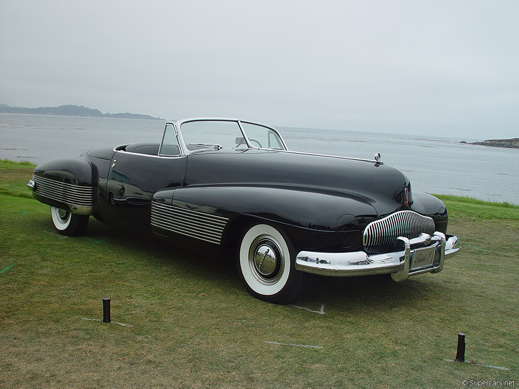 1938 Buick Y Job Concept Gallery Gallery Supercars Net