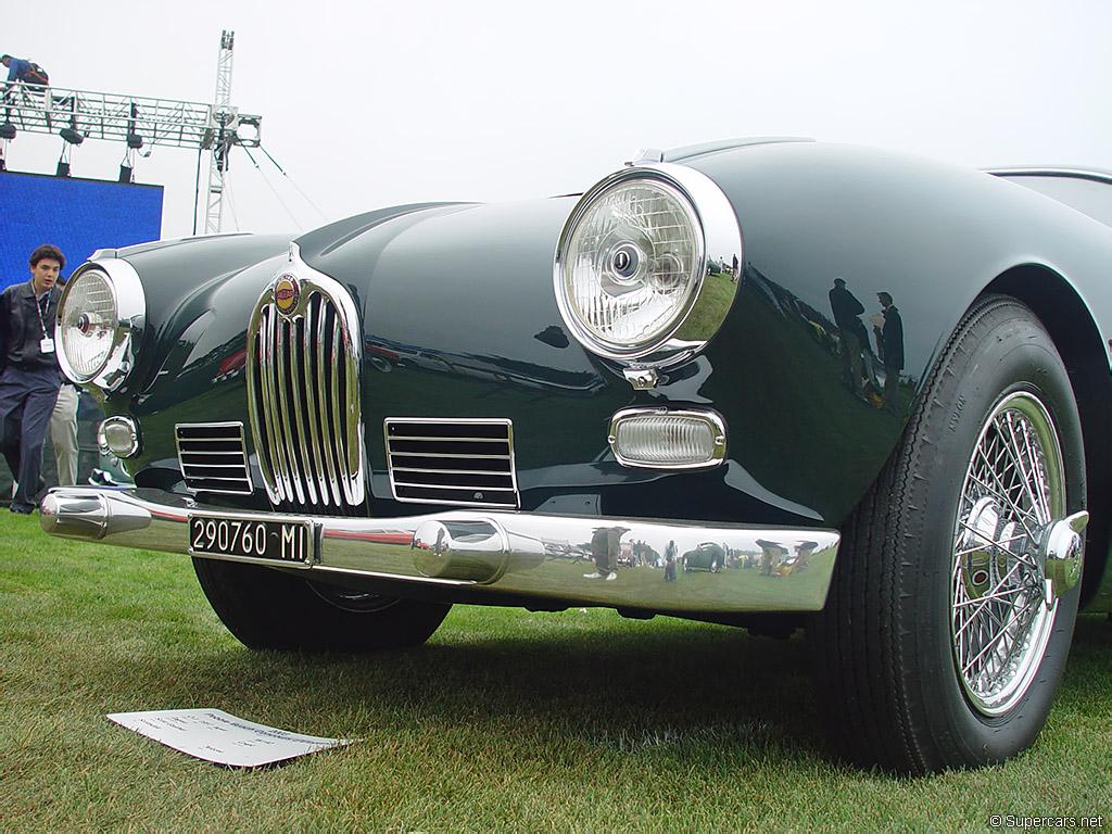 1954 Jaguar XK140 Zagato Coupé
